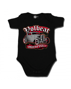Body Bebé Volbeat Rock 'n Roll