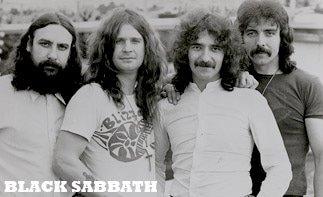 Black Sabbath ropa bebe rock