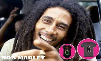 Bob Marley ropa bebe rock