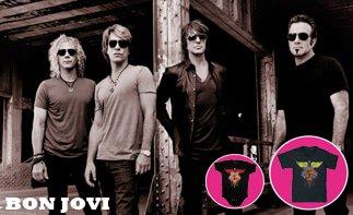 Bon Jovi ropa bebe rock