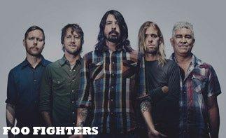 Foo Fighters ropa bebe rock