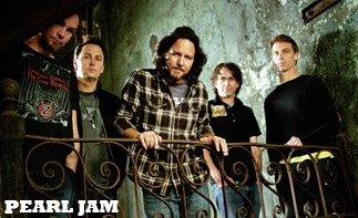 Pearl Jam ropa bebe rock