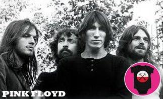 Pink Floyd ropa bebe rock