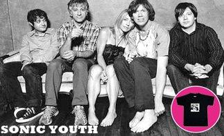 Sonic Youth ropa bebe rock
