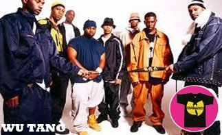 Wu-Tang Clan ropa bebe rock
